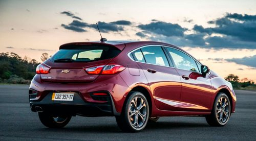Cruze Sport 2018, o hatch mais esportivo do momento